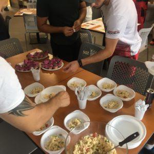 seminář pro firmy o správném stravování
